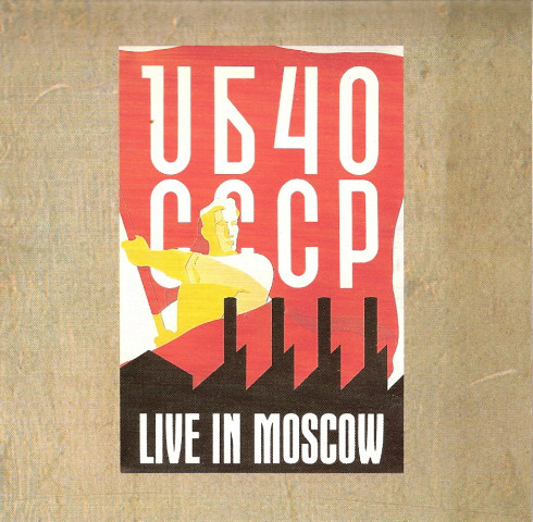 UB40 - CCCP: Live In Moscow